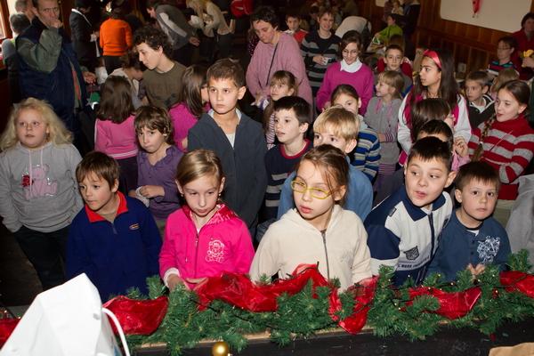 Gyerekkarácsony, 2010-12-19