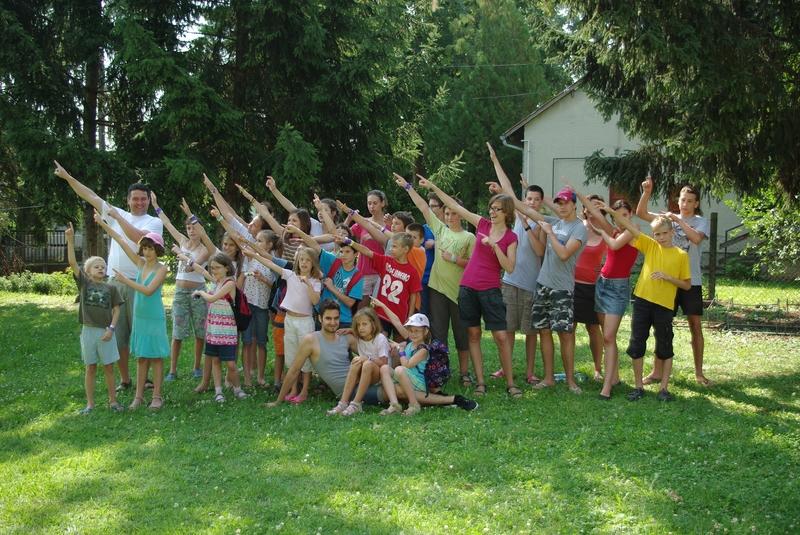 Gyerektábor, 2012-07-23