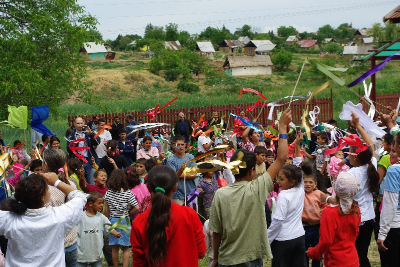 Roma misszió, 2009-05-30