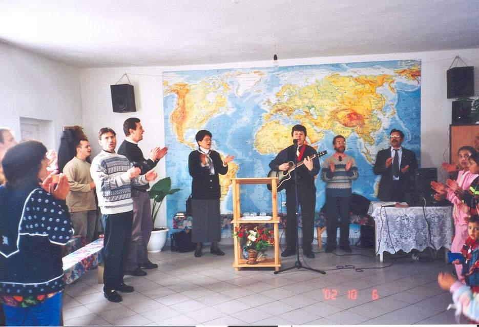 Romamisszió, 2002-10